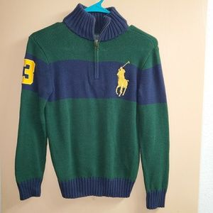 Boy's Polo Ralph Lauren Sweater Medium